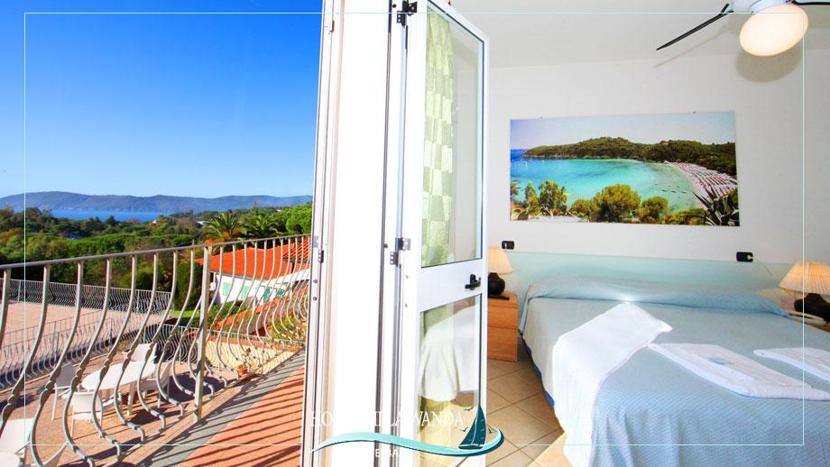 Hai bisogno di una pausa prima dell'estate? L'hotel Villa Wanda all'isola d'Elba ha l'offerta giusta per te!